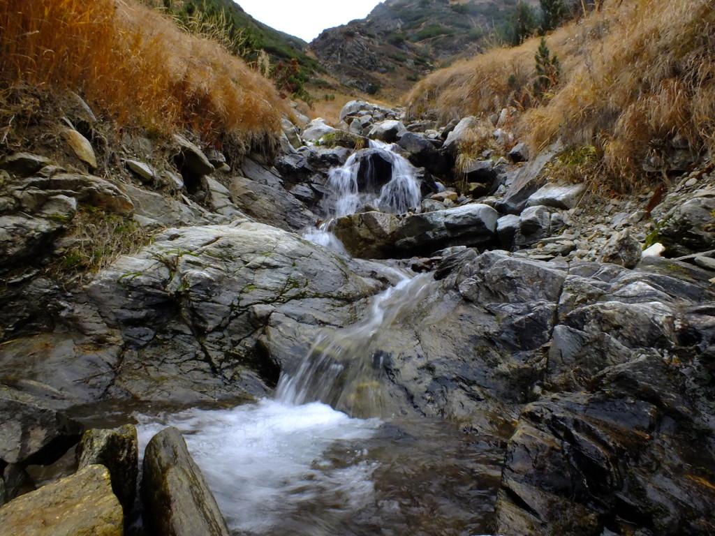 Potok na ceste Žiarskou dolinou