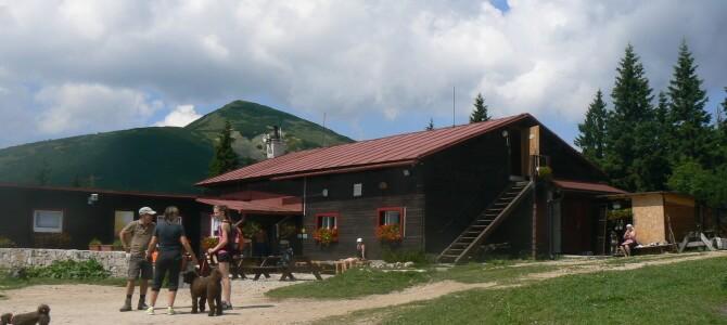 Chata pod Chlebom (1 423 m n. m.)