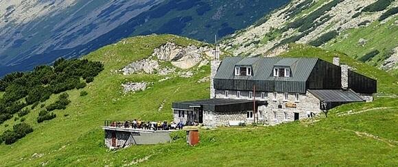 Chata M.R.Štefánika pod Ďumbierom – 1740 m n.m.