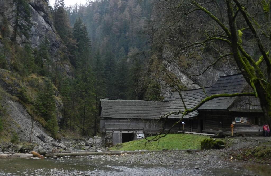 Kvačianska dolina - Mlyny-Oblazy