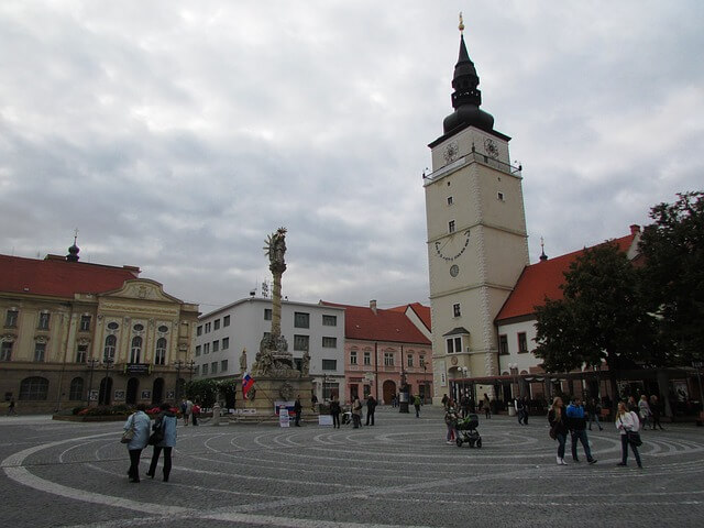 Mestská veža - Trnava