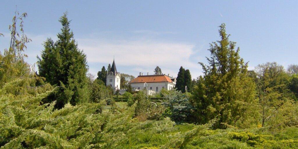 Kaštieľ Ambrózyho - Arborétum Mlyňany