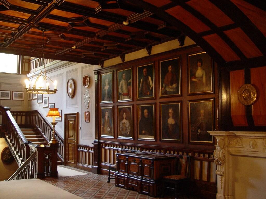Kaštieľ Betliar - interiér
