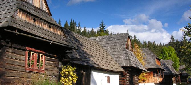 Múzeum oravskej dediny. Zuberec – Brestová