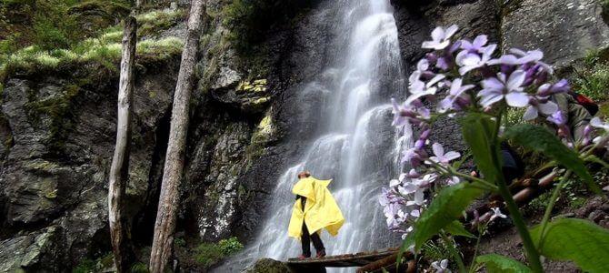 Vodopád Bystrého potoka