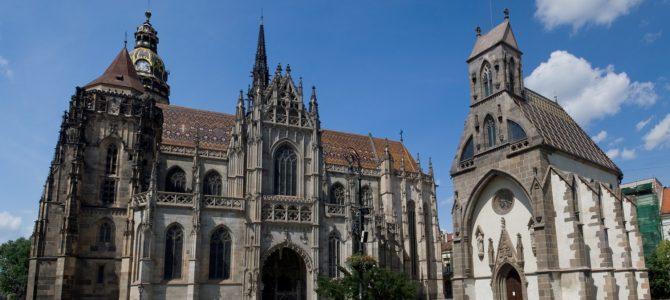 Dóm sv. Alžbety v Košiciach